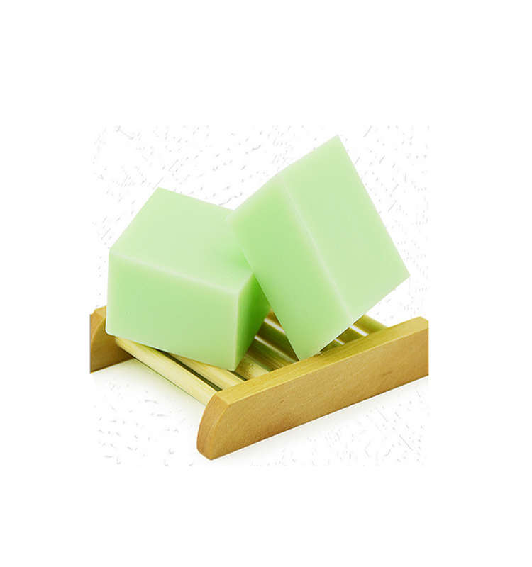 Natural Handmade Olive Oil Foam Cleansing Soap