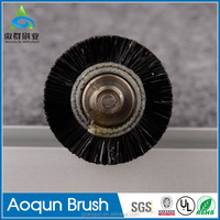 Nylon bristle round cleaning chimney cleaning brush