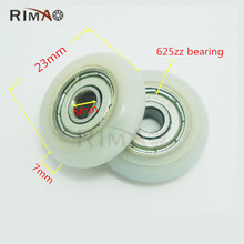625 ball bearing skateboard wheels inline skates rubber wheel