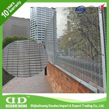 Security Metal Fencing / Pvc Mesh Fencing / Multi Weldmesh