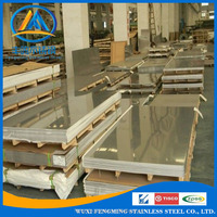 China Wuxi Gold Supplier 309S 2B Stainless Steel Plate