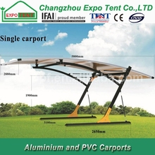 Factory Supplier car parking shelters for sale
