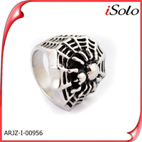 Anillos de plata wholesale titanium rings stainless steel mens ring