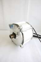 Electric car motor , Mac brushless motor 3kw -8kw electric car motor