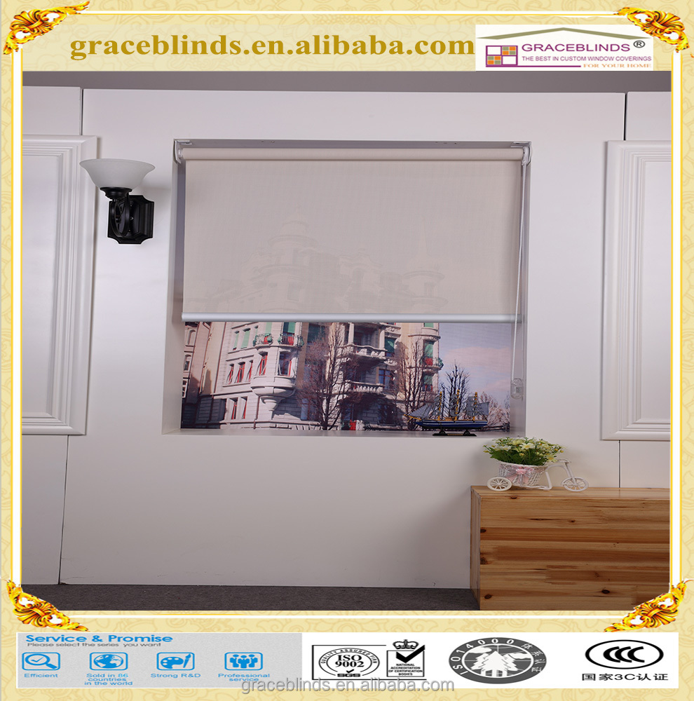 curtain fabric combi blinds room curtains