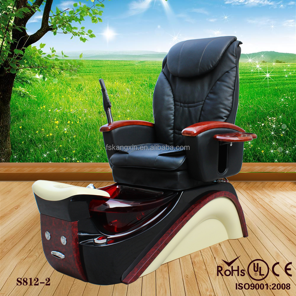 pedicure spa chair 2017 with human touch massage function(KM-S812-2)