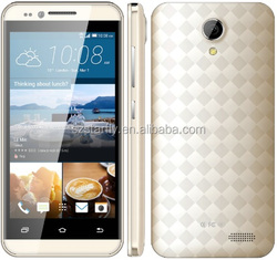 android smartphone 2.5D arc screen IPS Quad core 4.5 inch mobile phone