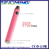 2014 stock best price wholesale huge vapor e cigarette mod vape hookah 650 900 1100 mah evod twist battery