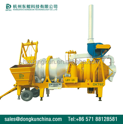 Low Price 7 tons asphalt mixing plant price for promotion