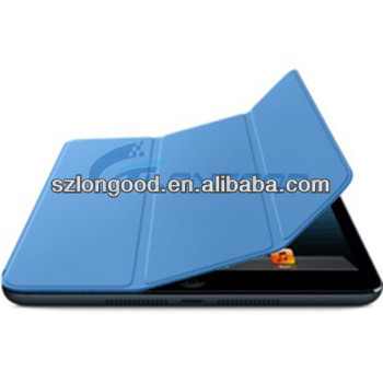 Flip Leather Auto Sleep/Wake up smart case Cover for iPad mini