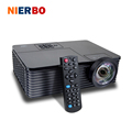 UT200 3D Short Throw Projectors 300 inches 6000 lumens for Daytime and Outdoor 240W bulb HDMI USB Home Theater Full HD Brand Pro