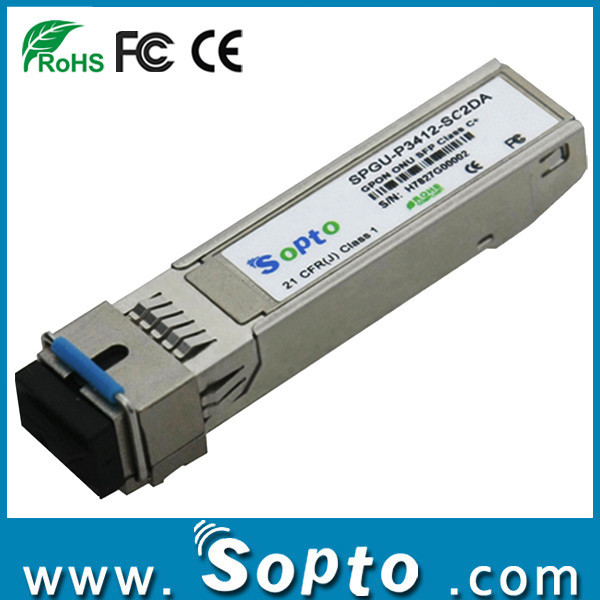 Optical Manufacturer GPON/EPON OLT/ONU SFP