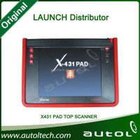 2015 Multi-Language Original Launch PAD Tablet Diagnostic Scanner X431 Pad Launch X-431 Pad with touch screen Support Wi-Fi BT