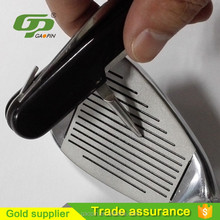 Trade assurance high quality DELUXE Golf Tools with Divot,Spike,Knife and Bottle Opener
