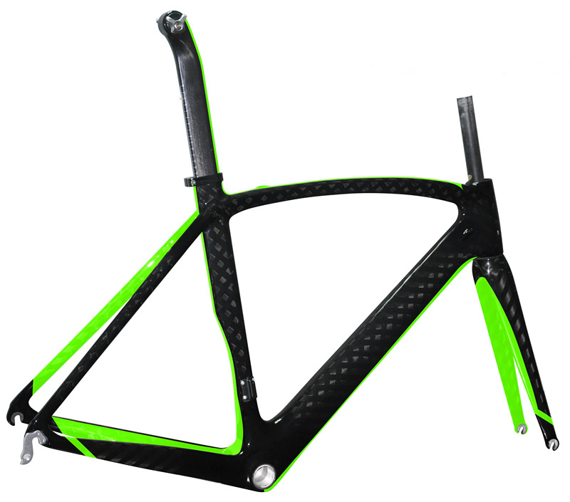 Road bike carbon frame/carbon road bicycle frameset for cycling race