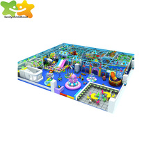 hot selling attractive toy's indoor park indoor playland on sale
