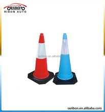 one meter big plastic reflecting traffic cone for sale