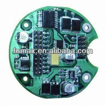 digital alarm clock circuit board