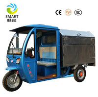Cheap Price Sanitation Tricycle Passenger Electric Tricycle And 3 wheel motorcycle in philippines