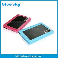 8gb 4.3 inch touch screen high quality mp4 mp5 pmp digital player
