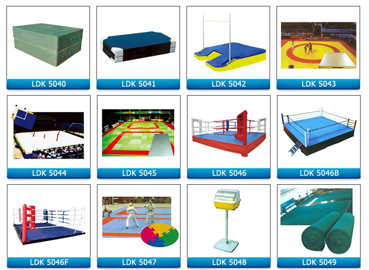 Gymnastic equipment1.5