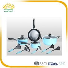 Factory Direct Supply happy baron cookware set