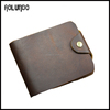 Retro Leather Men Credit Card Wallet