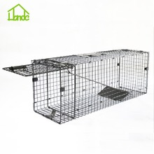 Large Foldable Raccoon Trap Cage HD56272