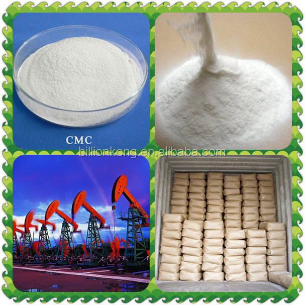 Chemical Cmc For Oil Drilling Grade