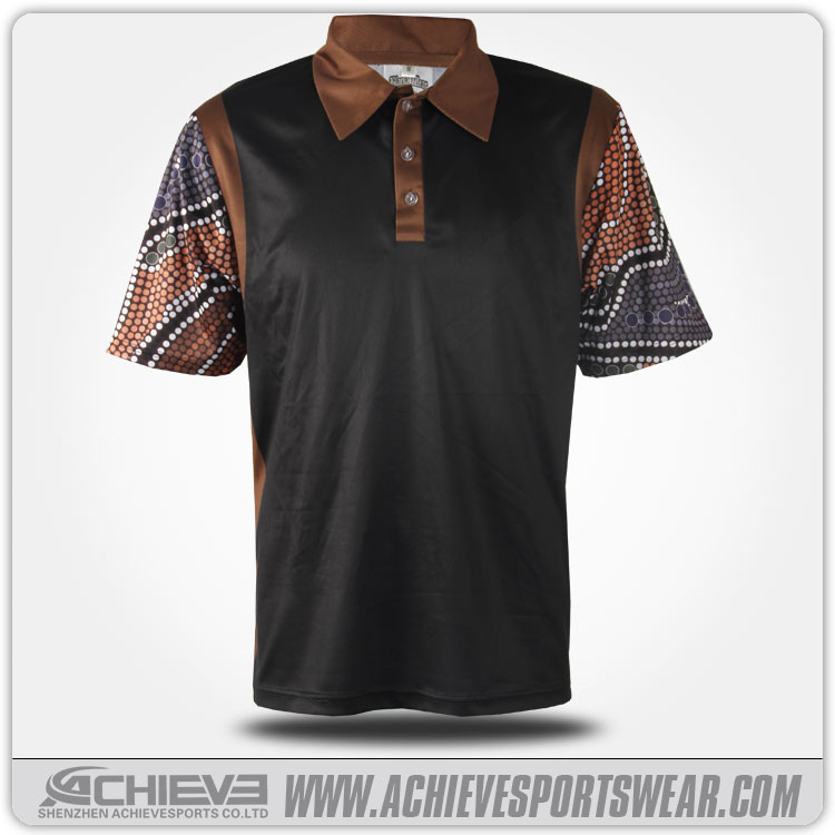 Wholesale unisex polo shirts made in china sublimated man for Buy wholesale polo shirts