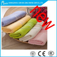 Wholesale Stripe 100% Cotton Unique Kitchen Towel Wipe for Dish Wash