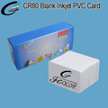 0.80MM Inkjet Printing Plastic PVC Card for Epson Inkjet Printer