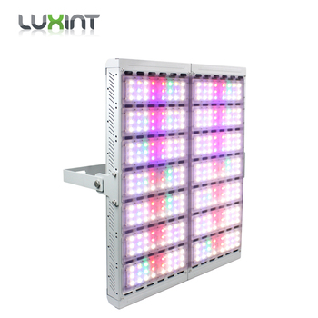 Manufacture wholesale price waterproof IP66 700w led grow light for vegetable plants