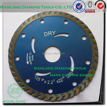 v groove cutting saw blade for stone thick slab -best metal cutting blade