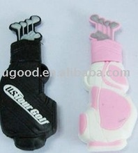golf bag usb,golf bag usb flash drive,golf bag usb flash disk