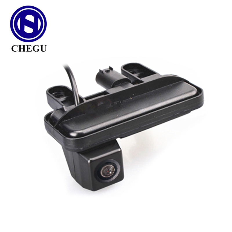 <strong>manufacturer</strong> Car Rearview Camera for B180 B200 Car Trunk Handle Auto Backup Reverse Parking Rear View Camera