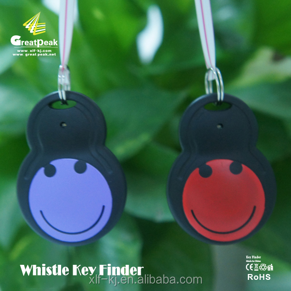 Fashion Cute Wireless Key Finder Locator/Electronic Anti-lost Alarm Key Finder/Good Gifts Key Finder
