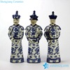Antique Chinese Ceramic Porcelain Figurines