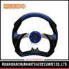 13 Inch wholesale leather steering wheel china car spare parts
