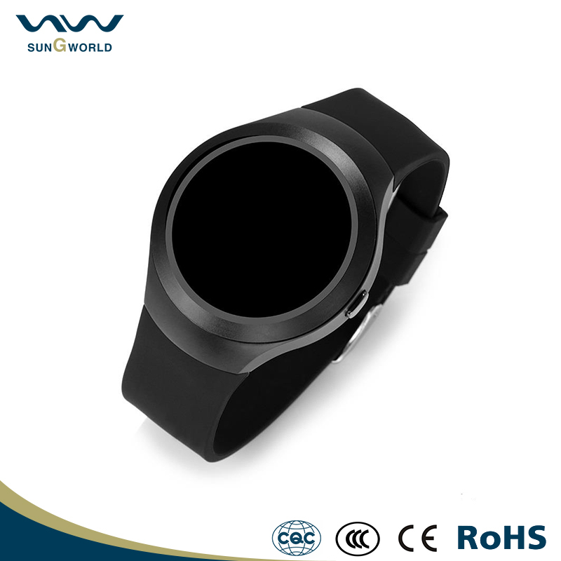 China factory oem cheap OEM W22 cim card android IOS cell phone watch pk iwown i7 smart watch bluetooth watch