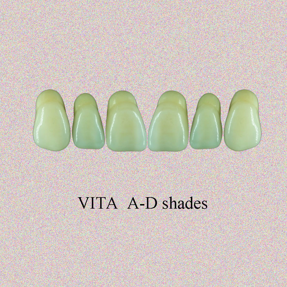 CE denture products!!! DM Acrylic resin teeth
