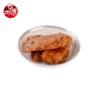 Low price china factory wholesale vegan food meat snack food vegetarian meat