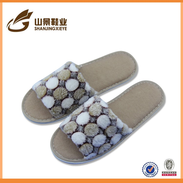 sweet colorful femail slipper comfort suit for interesting girl slippers