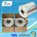Carton Packaging Polyolefin Heat Shrinkable Film