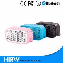 New products 2016 Manual For FM Radio Mini Digital Speaker