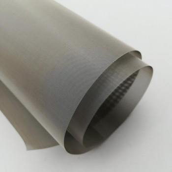 Ultra fine 1mm stainless steel 904L wire mesh screen