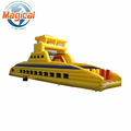 New Design Kids Adult Ferry Boat Inflatable Obstacle Course Bouncer