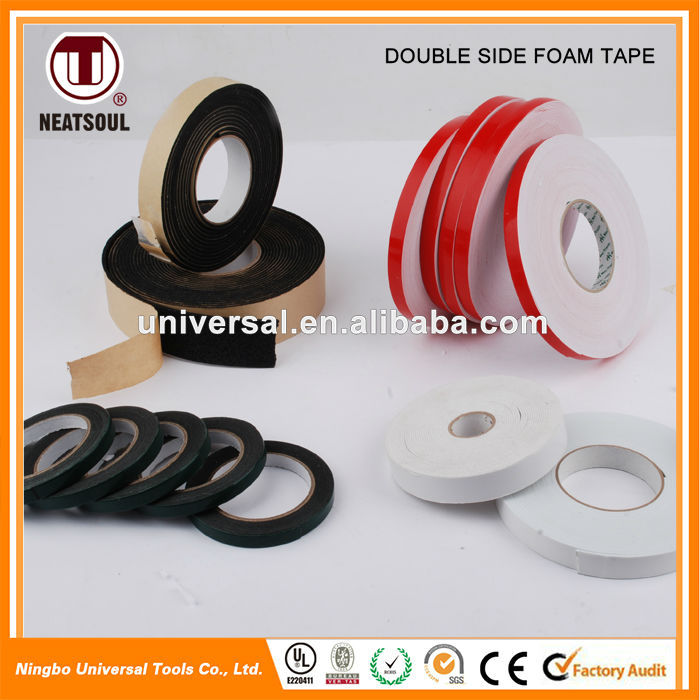 High quality high quality weather stripping foam tape