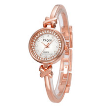 Luxury Japan Movement Quartz Watch Women Sexy Slim Bracelet Lady Wrist Watch Wholesale Price 7231