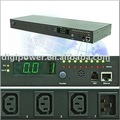 8 ports 230V 32 amp IP PDU- outlet monitoring pdu